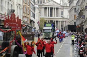 2012 - Lord Mayors Show