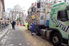 2011 - Lord Mayors Show
